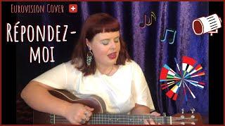 Répondez-moi Cover | Gjon's Tears | Eurovision Switzerland 2020