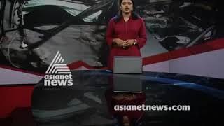 Skoda octavia VRS 2017 accident at Trivandrum  kerala