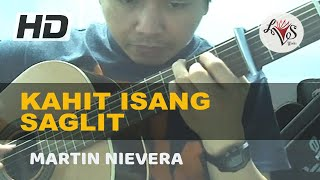 Video Kahit Isang Saglit - Martin Nievera (solo guitar cover) download MP3, 3GP, MP4, WEBM, AVI, FLV November 2017