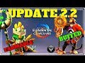 MMEG UPDATE 2.2 EXCITING STUFF!!! Might and Magic Elemental Guardians