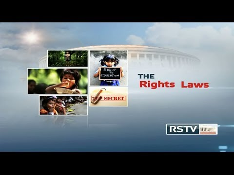 Special Report (Agenda 2014) - The Rights Laws