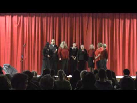 The Marvelwood School Holiday Concert 2012 - And So It Goes