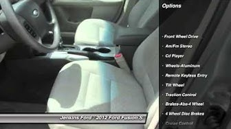 2012 Ford Fusion S Fort Meade FL 33841