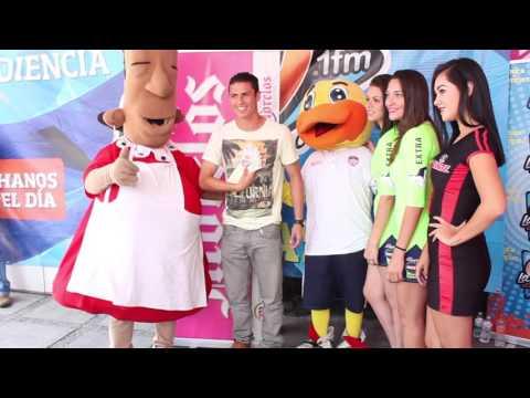 Entrega de premios Copa Morelos Tecate 2016