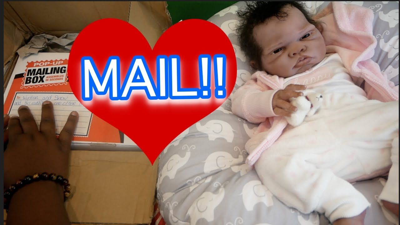 Silicone Baby Live Po Box Opening For Silicone Baby Dolls