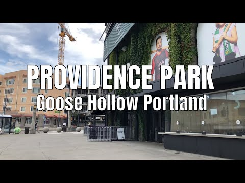 Providence Park, Goose Hollow, Burnside | Portland, OR | Binaural Audio Walking Tour 4K 60ᶠᵖˢ