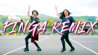 Download Lagu SwaraDance + Anisha Babbar   Pinga Remix (Dance Video)   Bajirao Mastani mp3