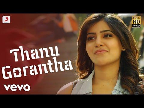 Sikindar - Thanu Gorantha Telugu Song Video | Suriya, Samantha | Yuvan