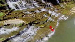 DJI Phantom: Day 1 Filming- Team Jackson Kayak