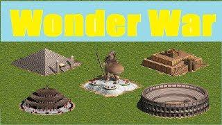 Nếu tuổi thơ AOE của bạn từng đánh với hardest, hãy chơi thử chế độ Wonder War ngay lập tức