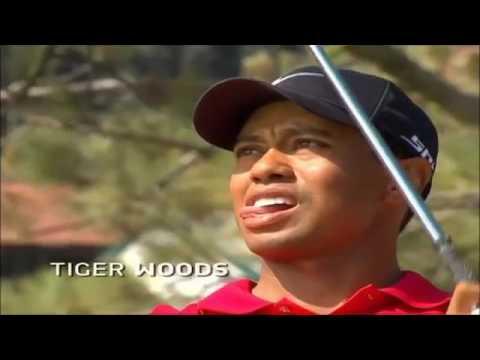2008 US Open: Vintage Tiger Woods