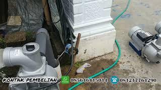 Pompa Air Listrik Modifikasi JET 1500 Pompa Kolam Ikan Gurame