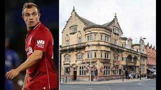 Xherdan Shaqiri has not been to Liverpool city centre since signing