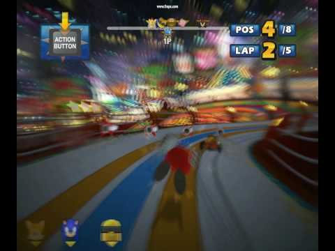Sonic & Sega All-Stars Racing: All-Star Moves