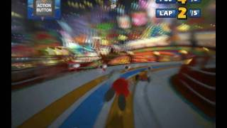 Sonic & Sega All-Stars Racing: All-Star Moves