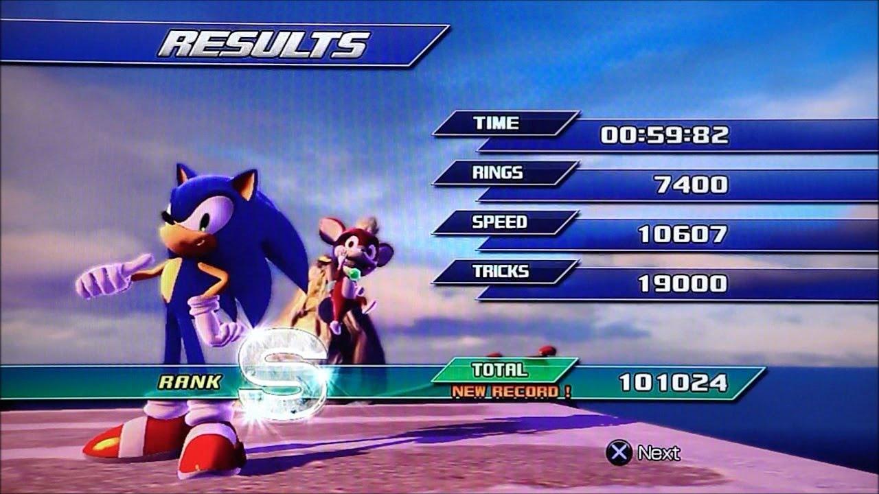 Amazon.com: Sonic Generations - PlayStation 3: Sega of America Inc ...