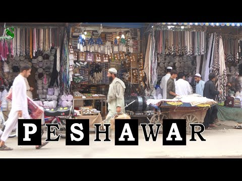 PROMO: Sights and Sounds of PESHAWAR