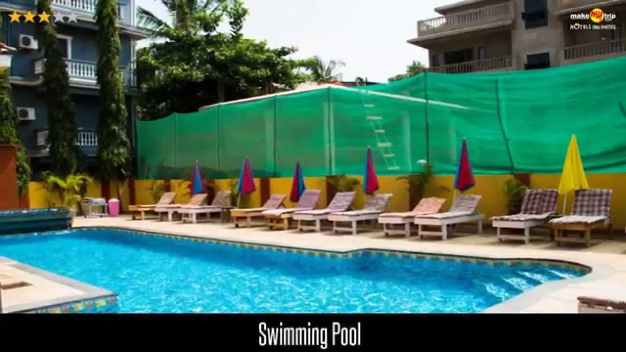 Marina Bay Beach Resort Goa