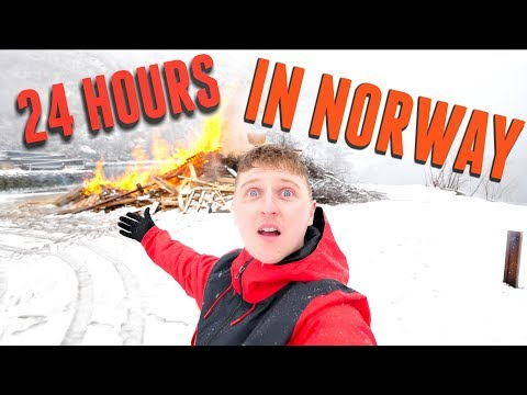 24 HOURS IN NORWAY