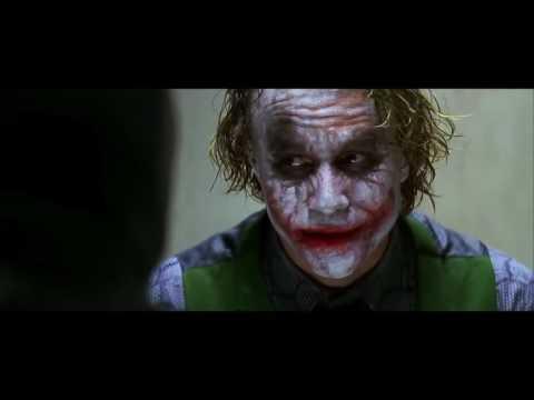 The Dark Knight - Joker Interrogation (HD)