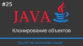 Java SE. Урок 25. Клонирование объектов