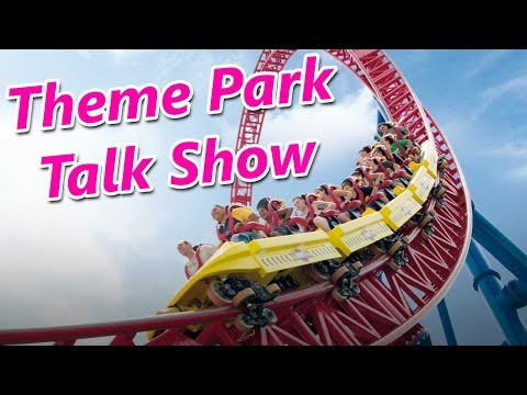 ParkChatLIVE #60 - Village Roadshow Theme Parks' EoFY results + innovation at our theme parks
