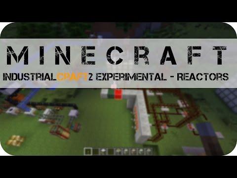 IndustrialCraft 2 Experimental - Fluid Reactors