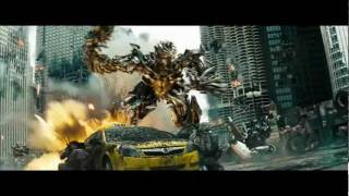 Transformers: Dark of the Moon - More News (!!!Official Barricade Footage!!!)