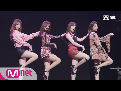 [KCON AUSTRALIA] Girl's Day - I'll Be YoursㅣKCON 2017 AUSTRALIA X M COUNTDOWN 171005 EP.544