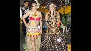 12th national science quest bb kalikasan indigenous wear