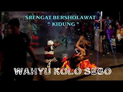 Kidung Wahyu Kolosebo Versi Jaranan Srengat
