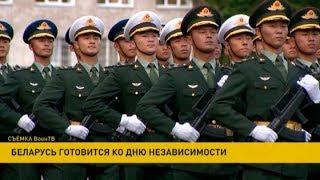 Китайские военные примут участие в параде на День Независимости