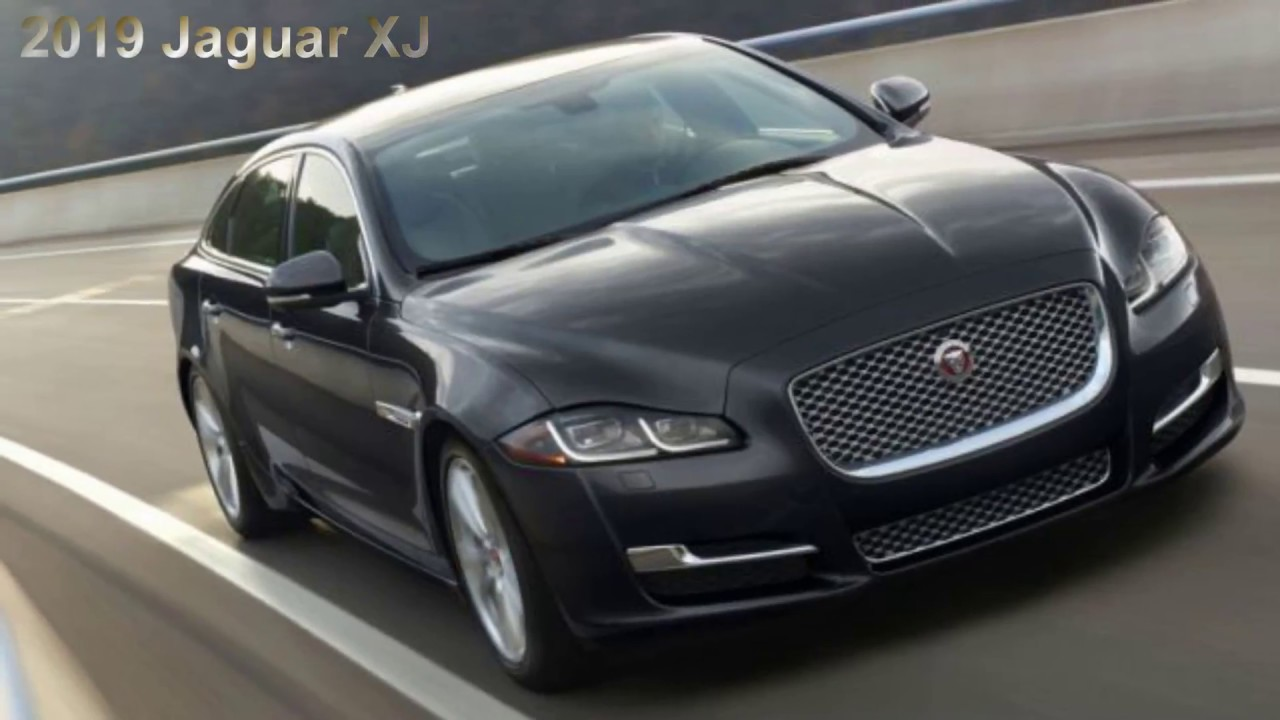 2019 Jaguar Xj New Hybrid Flagship Model Youtube