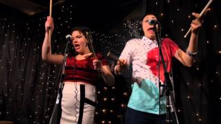 tUnE-yArDs - Water Fountain (Live on KEXP)
