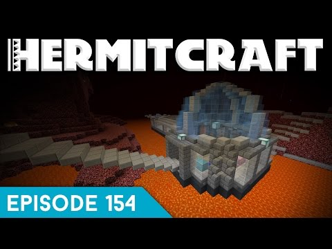 Hermitcraft IV 154 | THE NETHER DOME | A Minecraft Let's Play