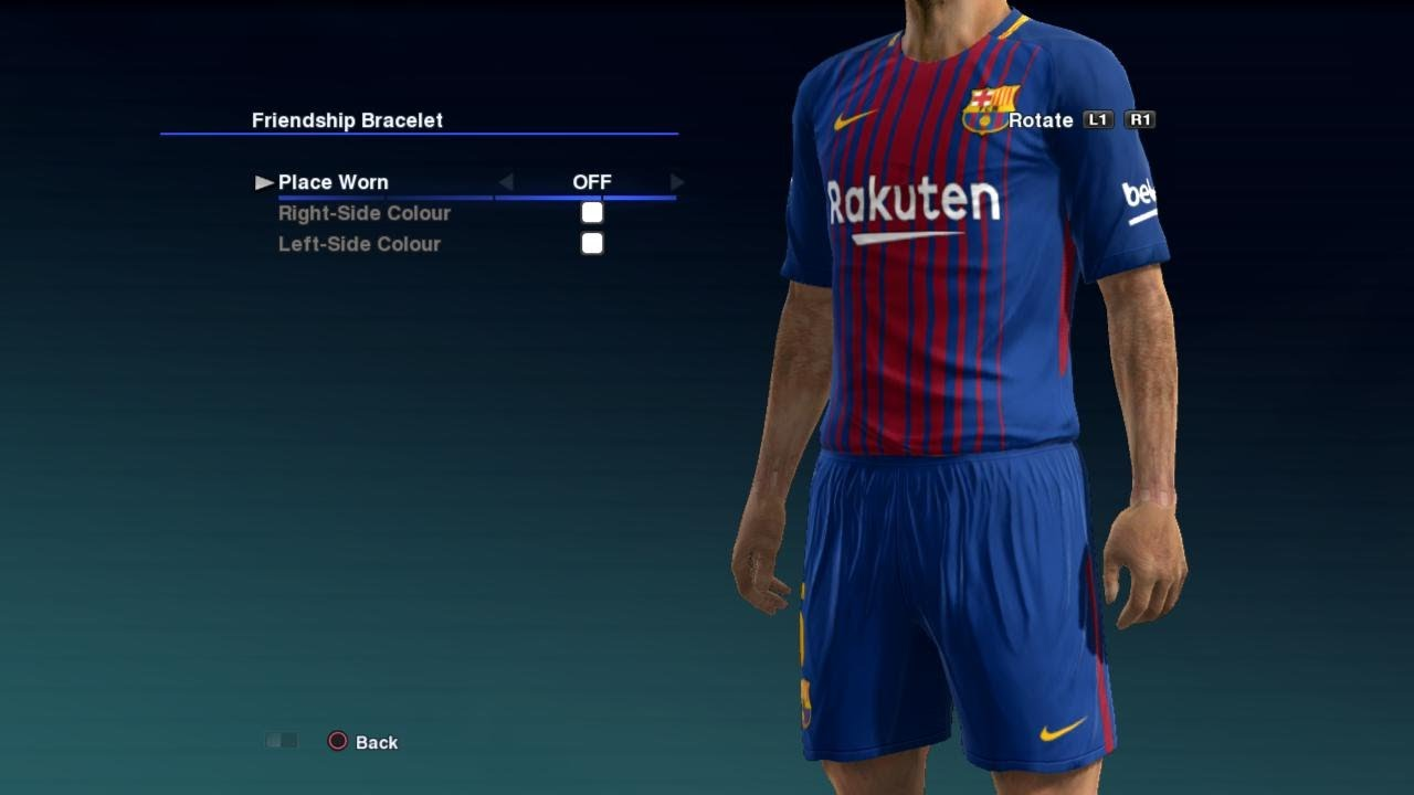 f5872eee447 PES 2013 Next Season Patch | Kits 17/18 Preview - YouTube