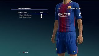 PES 2013 Next Season Patch | Kits 17/18  Preview