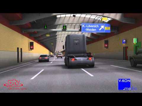 PTV Vissim: Traffic and City Planning, Simulation, and Visualization