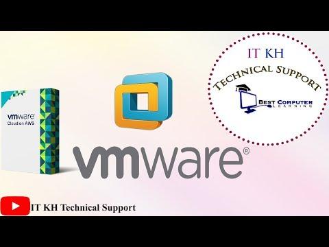 VMware Workstation Player 15 - Myhiton