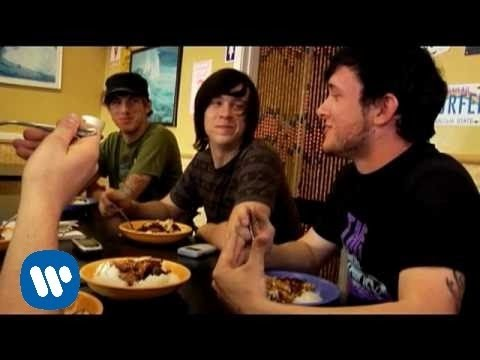 The Cab: One Of THOSE Nights ft. Patrick Stump  VIDEO
