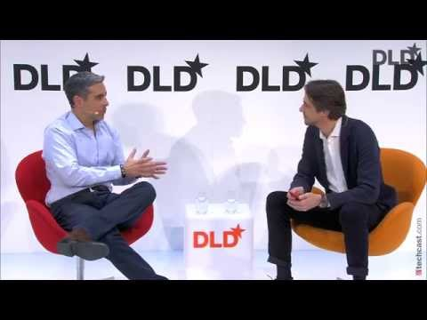 Future of Messaging (David Marcus, Facebook & Frédéric Court) | DLD15