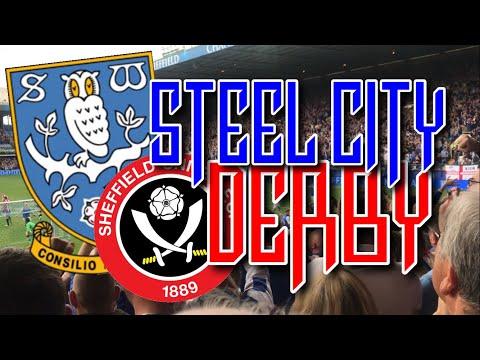 Soooo gutted😓😦  Sheffield Wednesday vs Sheffield United VLOG  *STEEL CITY DERBY*💙