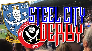 Soooo gutted😓😦  Sheffield Wednesday vs Sheffield United VLOG  *STEEL CITY DERBY*💙