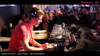 Mix Pioneer RMX 1000 & XDJ Aero | Mixmove Paris | Axel Paerel