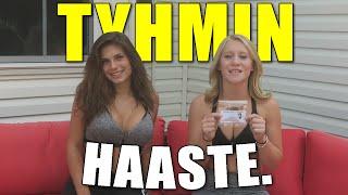 Youtuben Tyhmin Haaste.