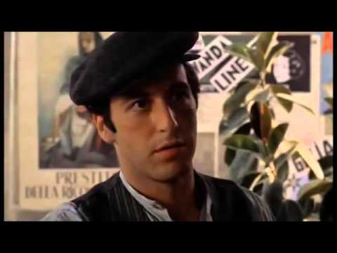 Michael Corleone Ask Apollonia's Father Permission To Court Her The Godfather