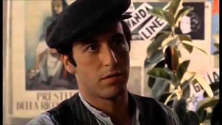 Michael Corleone Ask Apollonia's Father Permission To Court Her (The Godfather)