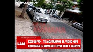 El video que confirma el romance entre Fede Bal y Laurita Fernández
