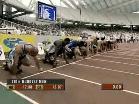 Allen Johnson IAAF World Cup 2006