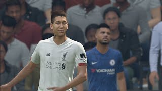 FIFA 20 Gameplay - Liverpool vs Chelsea @ Stamford Bridge – Premier League FIFA 20 PS4